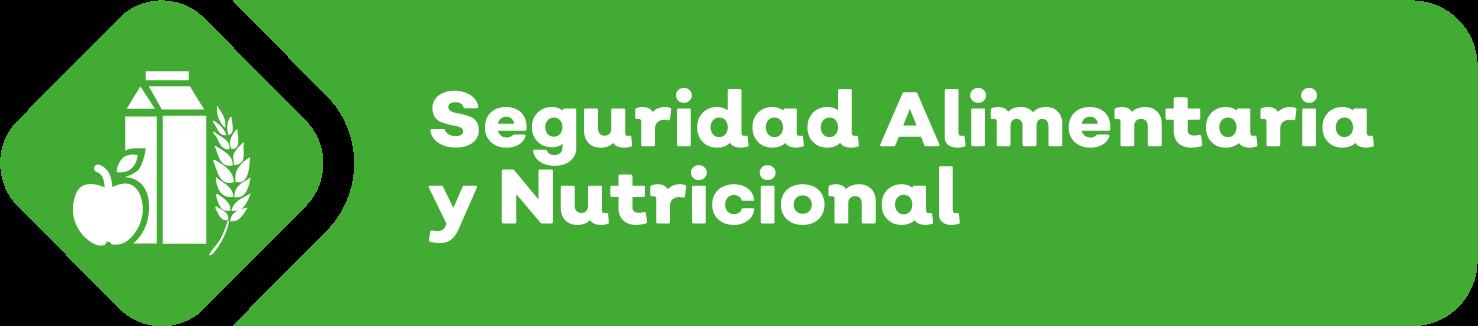 Imagen de Seguridad Alimentaria y Nutricional