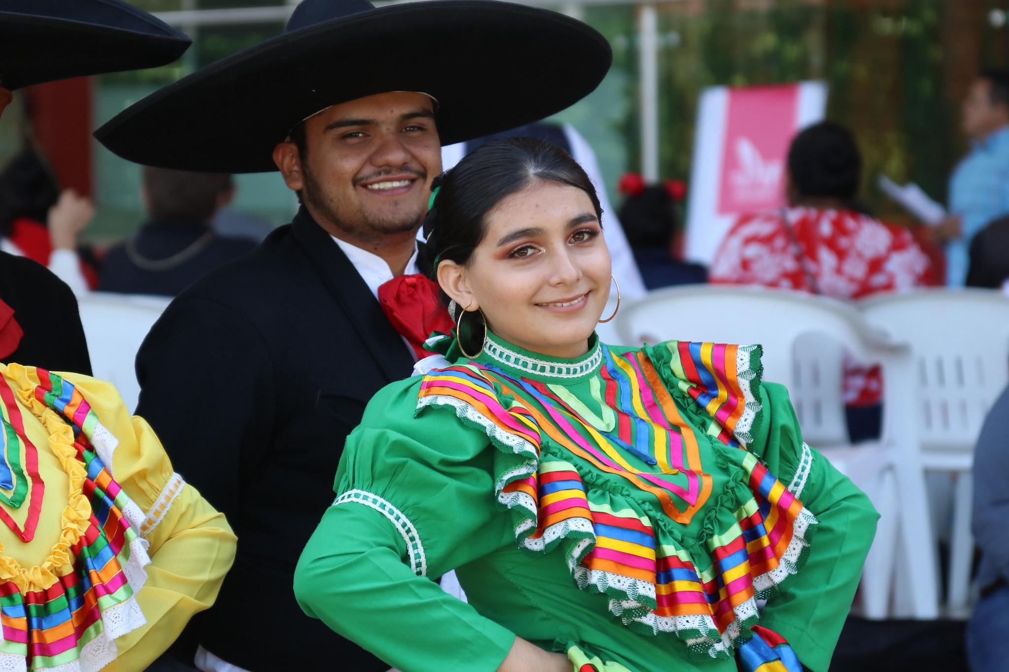 Niñas, niños y adolescentes participaron en la XIII Convivencia Deportiva y Cultural convocada por el Sistema DIF Jalisco.