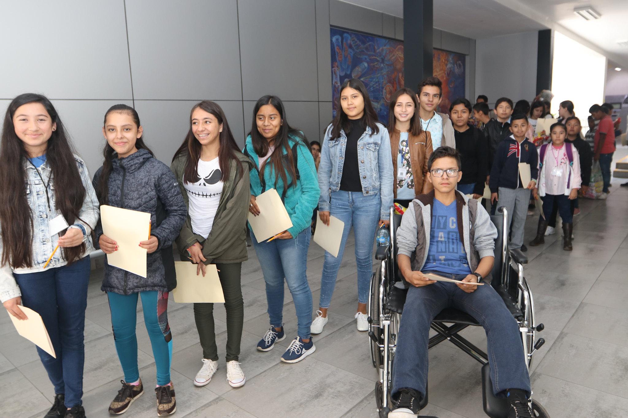 Integrantes de la Red de Difusores Infantiles de Jalisco participaron en  Primer Encuentro Nacional por los Derechos de Niñas, Niños y Adolescentes.