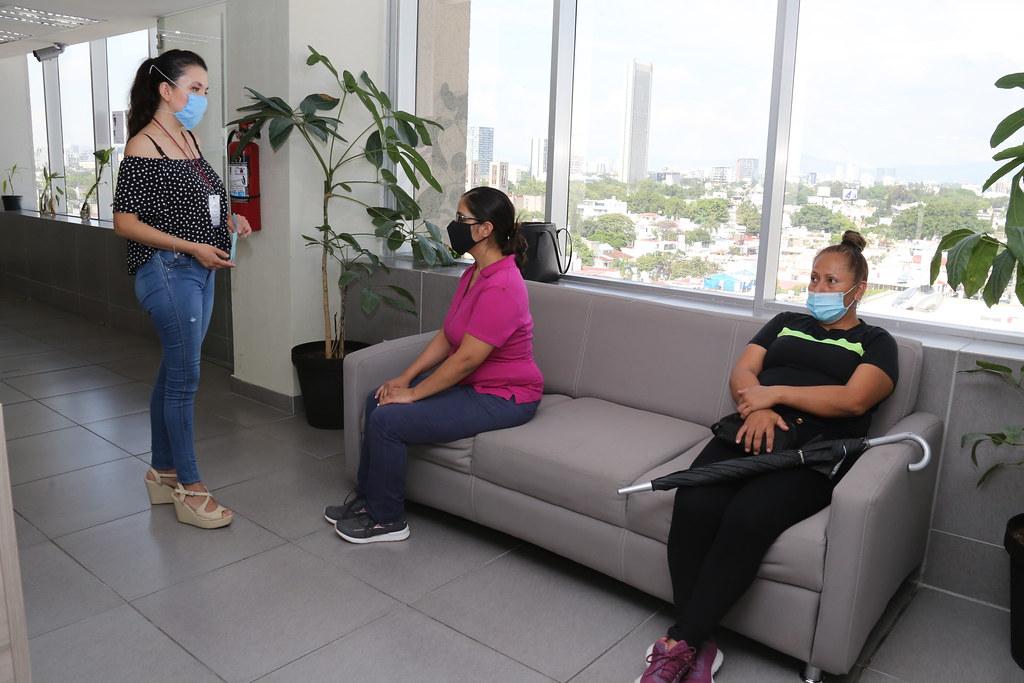 A través de UAVI el CEPAVI trabaja en la prevención de violencia intrafamiliar