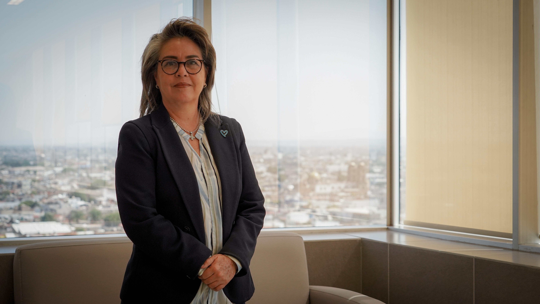 Eurídice Paredes Jaramillo, nueva titular de la Procuraduría de Protección de Niñas, Niños y Adolescentes.