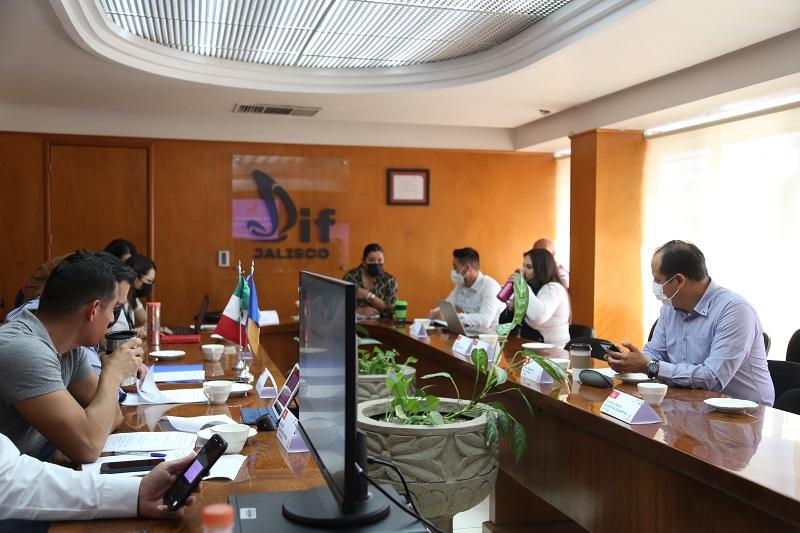 1ra. Sesión Ordinaria del Comité de Control y Desempeño Institucional.