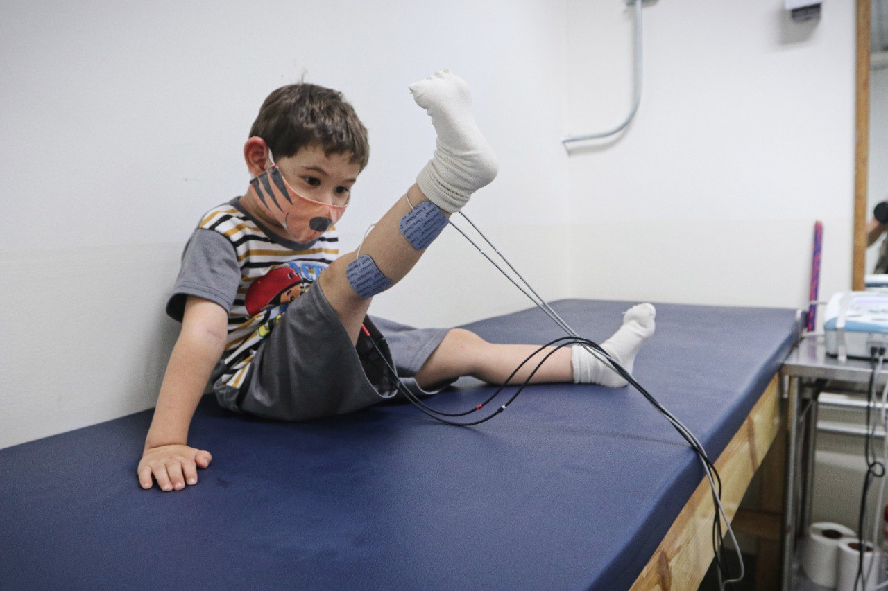 Terapia de rehabilitación en el CRI