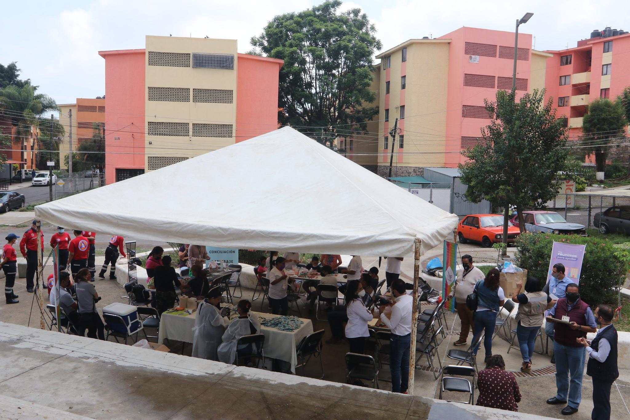 Reconstrucción Tejido Social, Tonalá