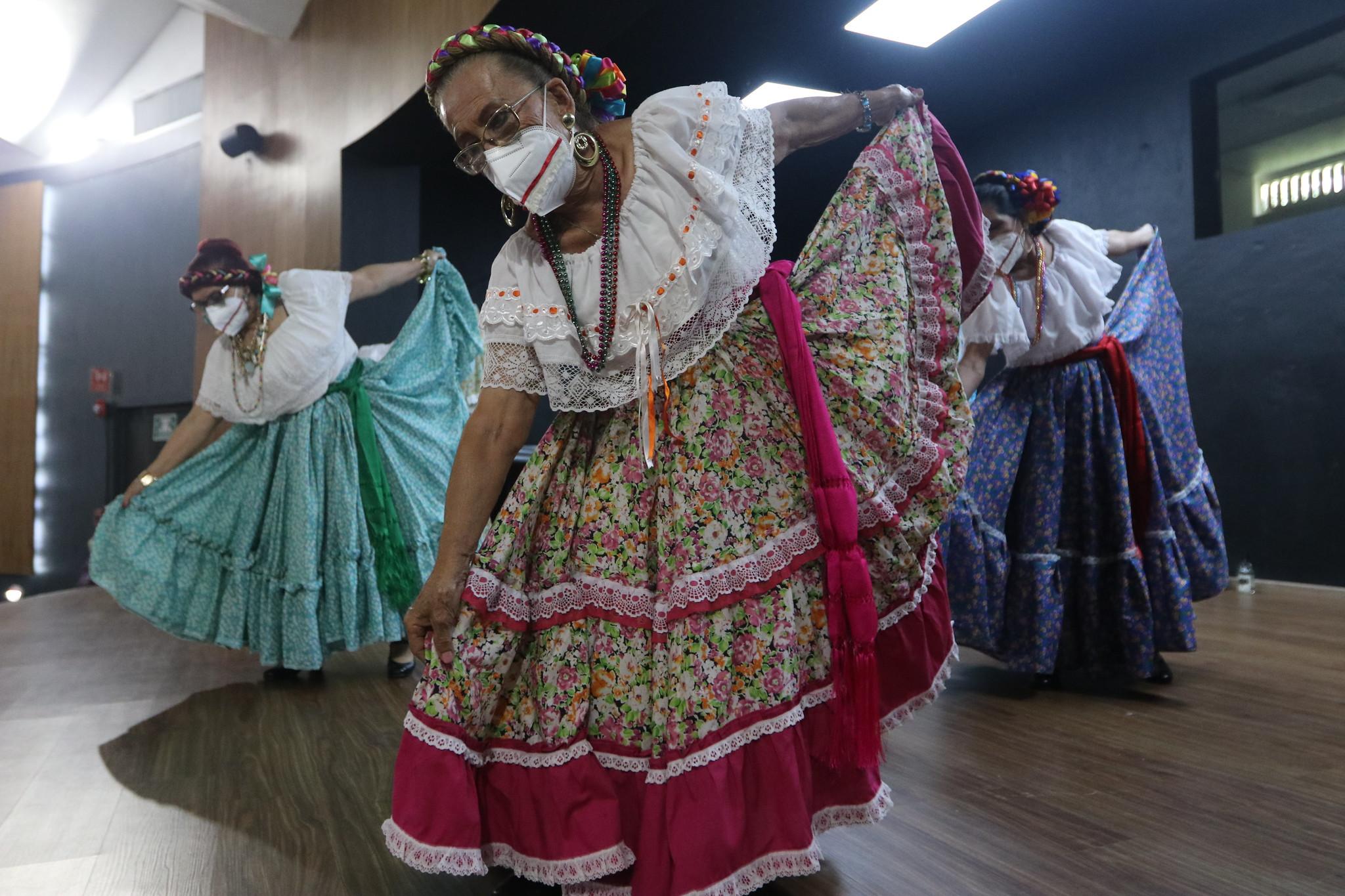 SSAS y DIF Jalisco realizaron actividades para conmemorar el Día Nacional de las Personas Adultas Mayores.