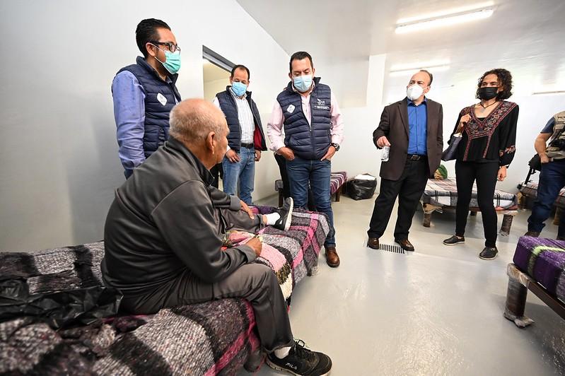 Consejo Jalisciense de Asistencia Social en Casa Hogar para personas en situación de calle